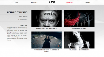 Evo Films - Website Directors