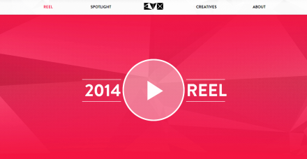 Evo Films - Website Showreel
